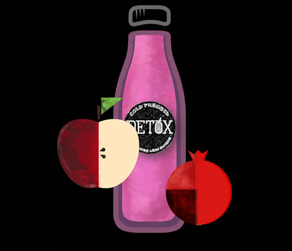 DAILY DOSE - (Apple + Pomegranate)