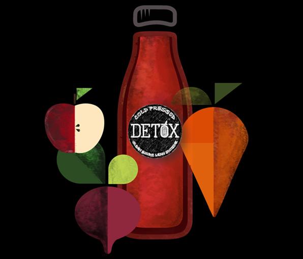 FLUSHHH - (Apple + Beetroot + Carrot + Ginger + Lemon)