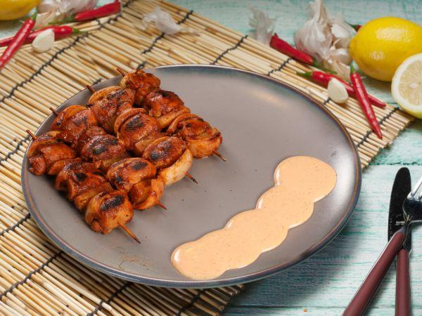 Chicken & Pineapple Sosaties