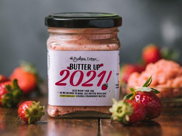 Butter Up 2021 - Strawberry Butter