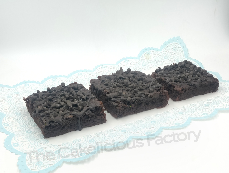 Choco Chips Brownie