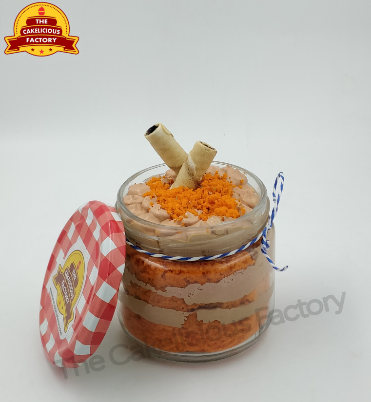 Chocolate Carnival Jar