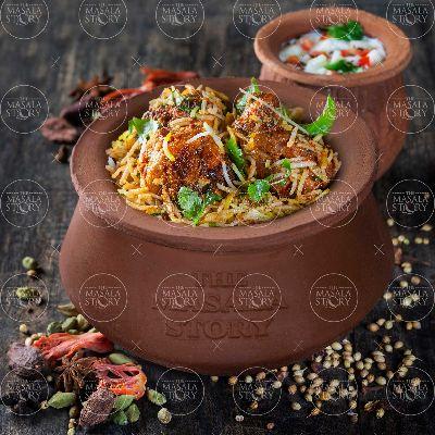Murgh Hyderabadi Dum Biryani