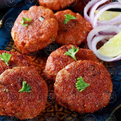 Chicken Chapli Kebab - 7pcs