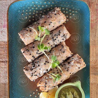 Reshmi Chicken Seekh Kebab - 4pcs