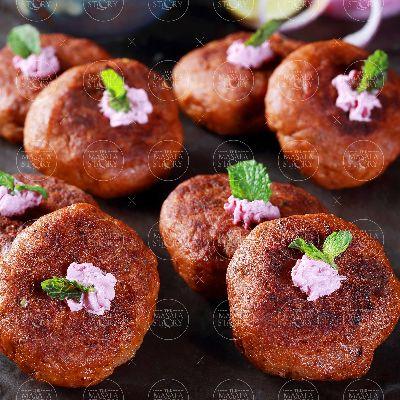 Lamb Galouti Kebab - 7pcs