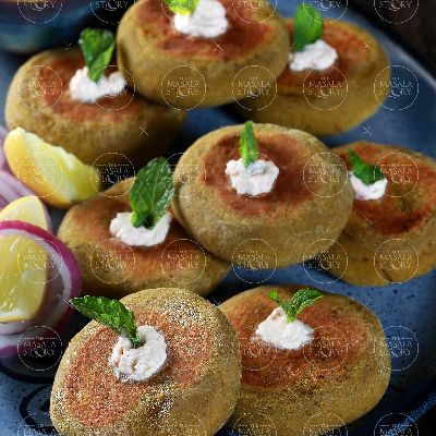 Veg Galouti Kebab - 7pcs