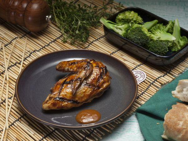 Grilled Chicken Quarter