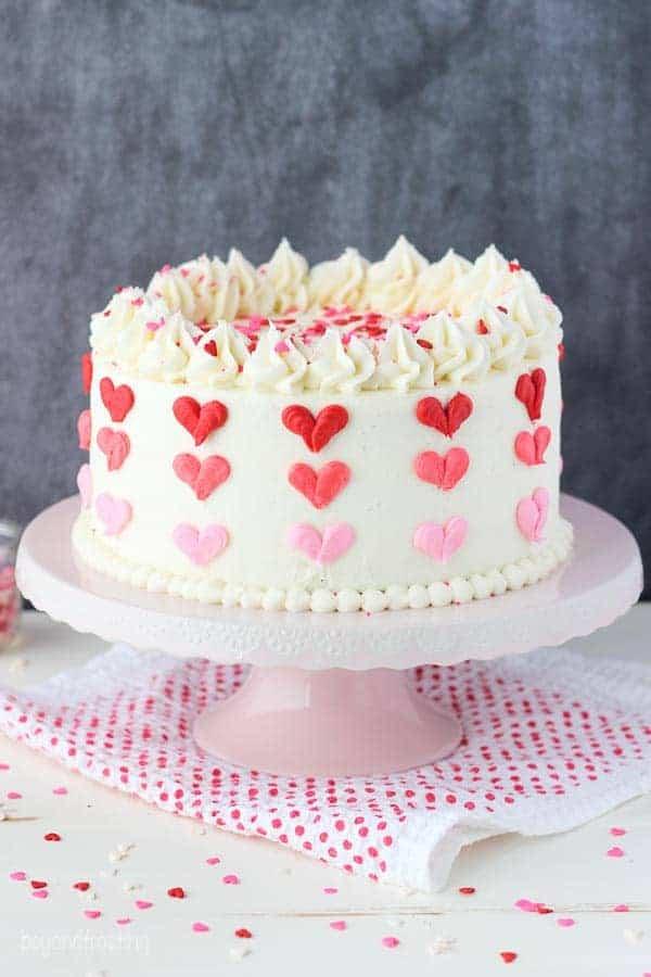 Valentine Cake Design 13