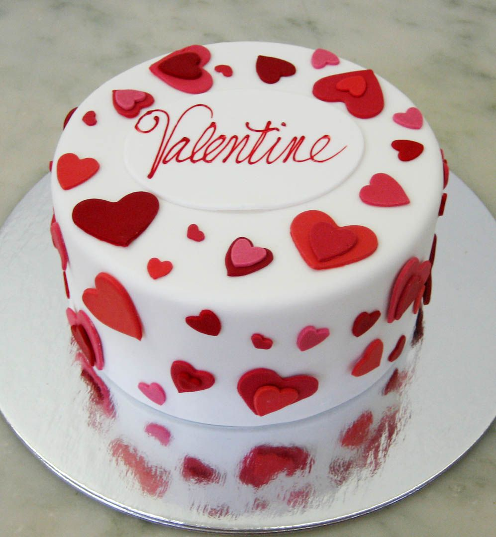 Valentine Cake Design 14