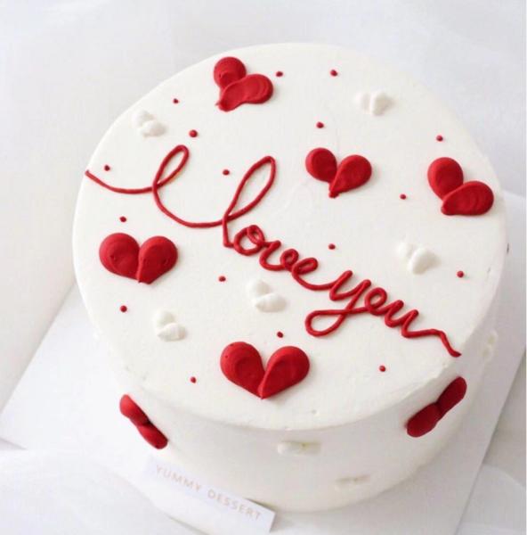 Valentine Cake Design 16
