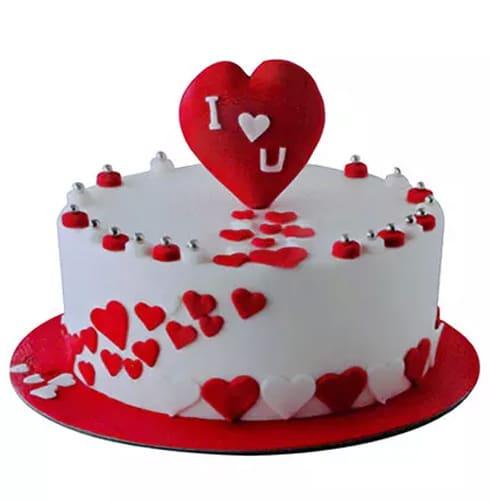 Valentine Cake Design 18