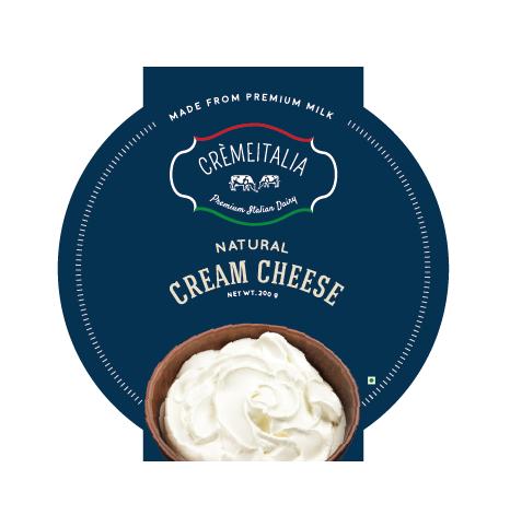 Cremeitalia - Cream Cheese