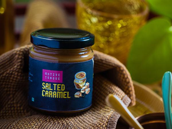 Native Tongue - Salted Caramel Sauce