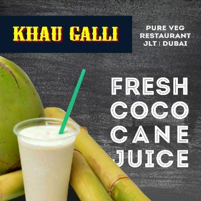 Coco Cane Juice