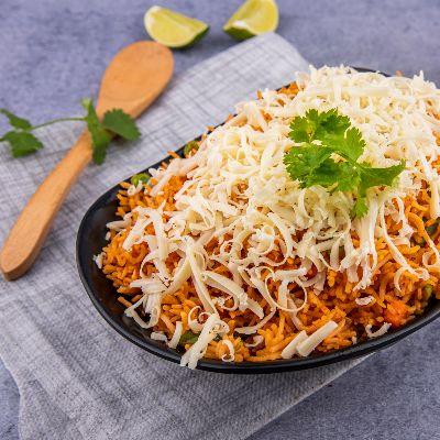 Cheesy Taka Tak Tawa Pulao