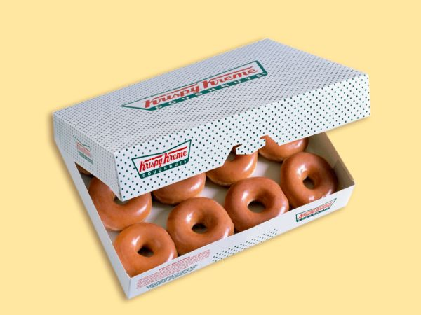 Buy 8 & Get 4 Free Original Glazed