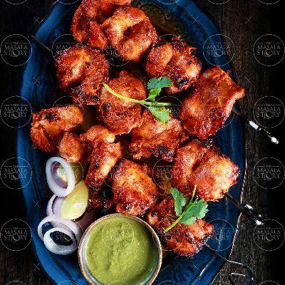 Chicken Tikka (Half) - 6pcs