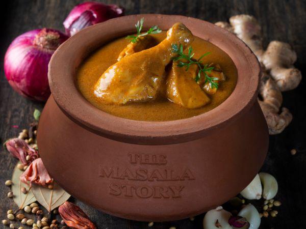 Chicken Korma (Serves 2)