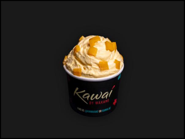 Kawai Mango Cake