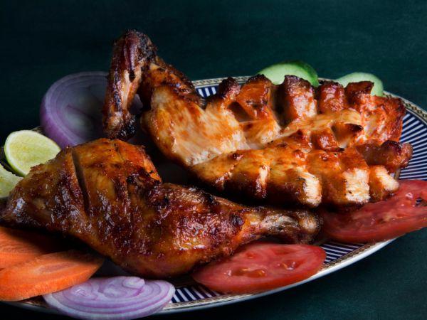 Chicken Tikka [Quarter]