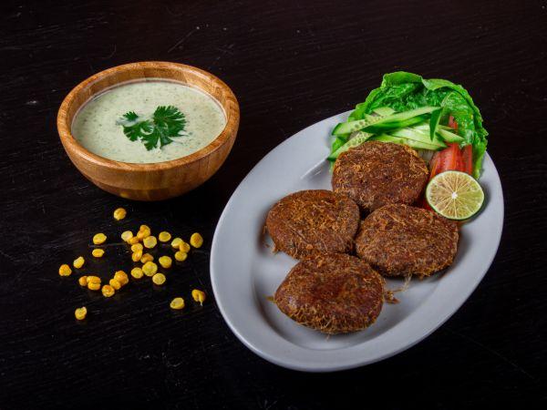 Shami Kabab [4 Pcs]