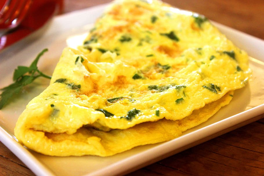 DumPukht Special Omelette