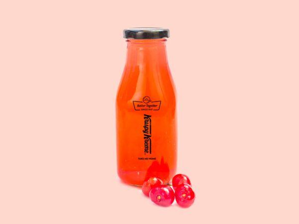 Cranberry Soda