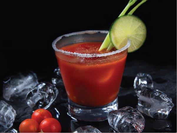 Sriracha Mary