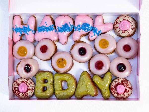 Happy Birthday - Berries