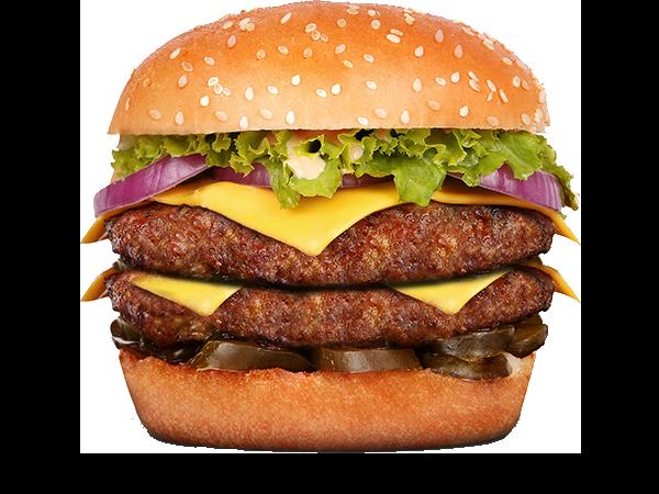 Loaded Lamb Burger