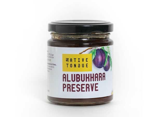 Native Tongue- Alubukhara Preserve