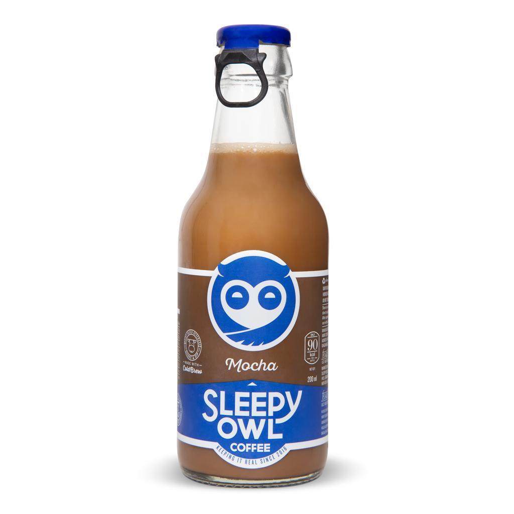 Sleepy Owl Mocha - 200ml