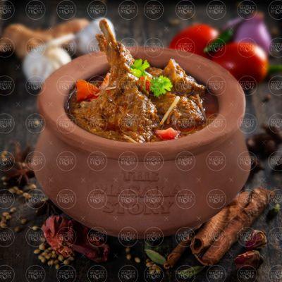Punjabi Meat Masala With Bone