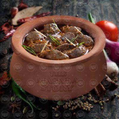 Chicken Liver Masala (Serves 2)