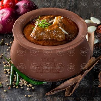 Chef's Special Mutton