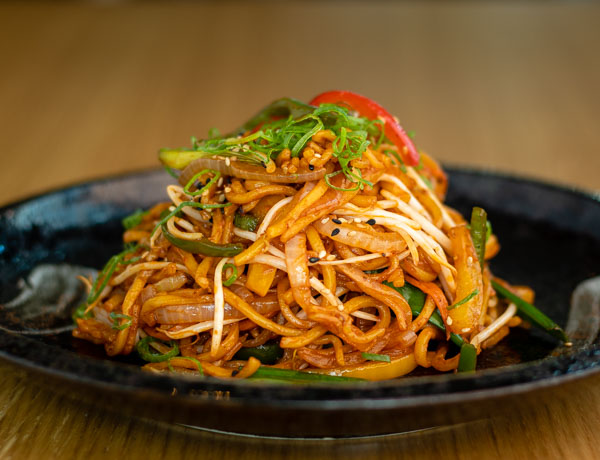 Nummy Vegetable Noodles