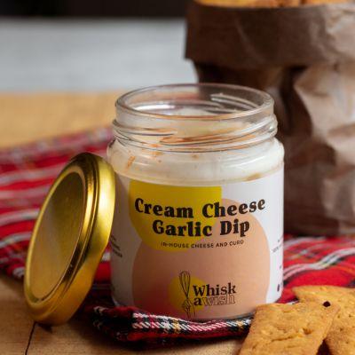 Cream Cheese Garlic Dip 20G G