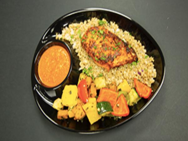 Peri-Peri Chicken Quinoa Bowl