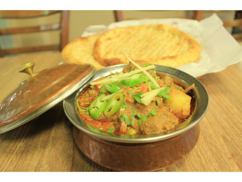 Mutton Stew (Half kg)
