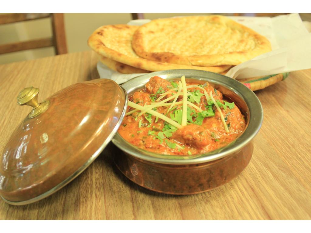 Chicken Seekh Kebab Karahi (Half kg)