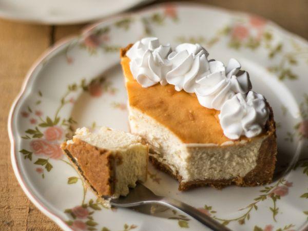 Set Cheesecake ( Eggless )