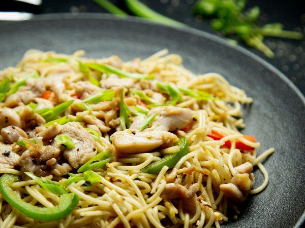 Chicken Quinoa Millet Noodles