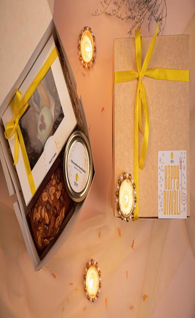 The Marigold Box Eggless
