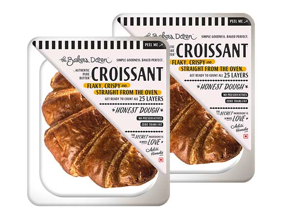 Croissant - Pack of 2