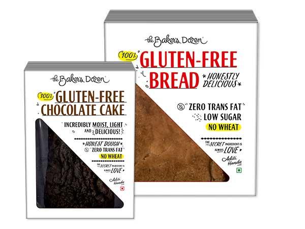 Gluten-Free Bread + Gluten-Free Chocolate Cake