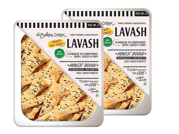 Lavash - Pack of 2