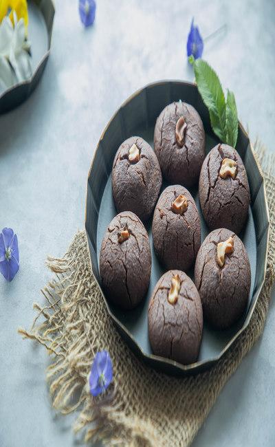 Box of Chocolate Nankhatai Eggless