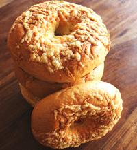Cheddar Cheese Bagels