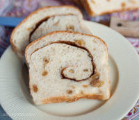 Cinnamon and Raisin Bread